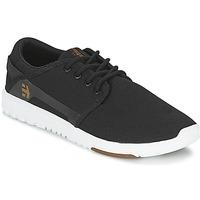 Topánky Muži Nízke tenisky Etnies SCOUT čierna / Biela