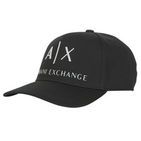 Textilné doplnky Muži Šiltovky Armani Exchange 954039-CC513-00020 Čierna