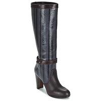 Topánky Ženy Čižmy do mesta Chie Mihara NERVE Baklažánová
