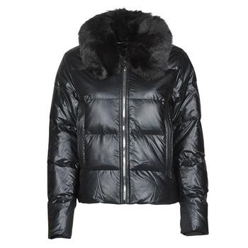 Oblečenie Ženy Vyteplené bundy Deeluxe BLANDINE Čierna