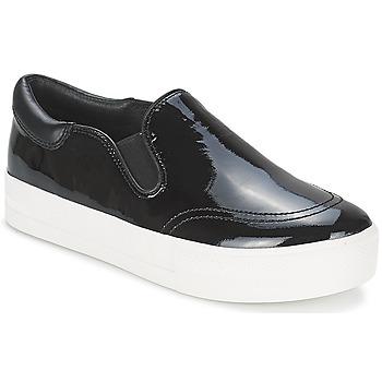 Topánky Ženy Slip-on Ash JAM Čierna