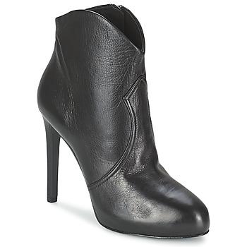 Topánky Ženy Nízke čižmy Ash BLOG čierna