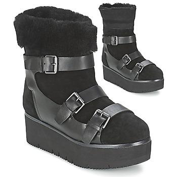 Topánky Ženy Polokozačky Ash ZAZIE Čierna