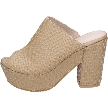 Topánky Ženy Sandále Sara Lopez BN797 Béžová