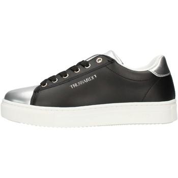 Topánky Ženy Nízke tenisky Trussardi 79A004789Y099999 Black