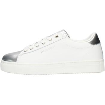 Topánky Ženy Nízke tenisky Trussardi 79A004789Y099999 White