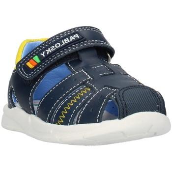 Topánky Deti Sandále Pablosky 0826 blue