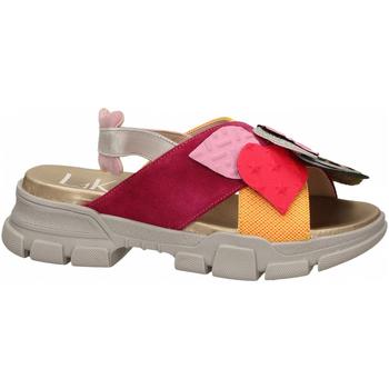 Topánky Ženy Sandále L4k3 SANDAL PATCH fuxia