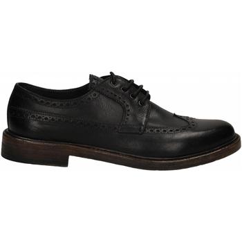 Topánky Muži Derbie Brecos BUFALO blu