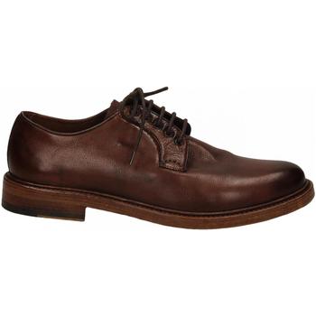 Topánky Muži Derbie Brecos BUFALO brandy