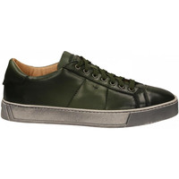Topánky Muži Derbie Santoni DERBY 7 OCC. GOOSE verde