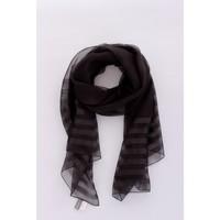 Textilné doplnky Ženy Šále, štóle a šatky Sandro Ferrone A42-PAOLINA Nero