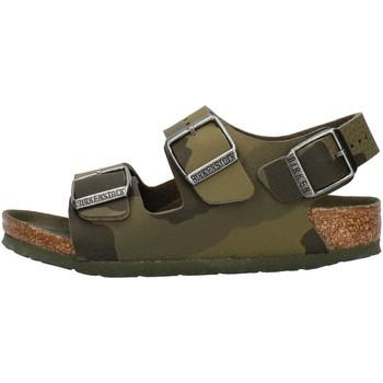 Topánky Chlapci Sandále Birkenstock 1014590 Green