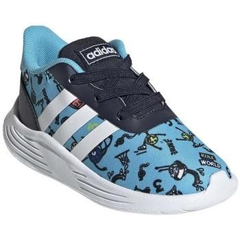 Topánky Chlapci Nízke tenisky adidas Originals Lite Racer 20 I Modrá,Tmavomodrá