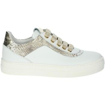 Topánky Dievčatá Nízke tenisky Le Petit Bijou 6430LPB White/Gold