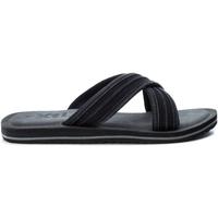 Topánky Muži Šľapky Xti 48671 NEGRO Negro