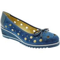 Topánky Ženy Balerínky a babies Donna Soft DOSODS0770bl blu