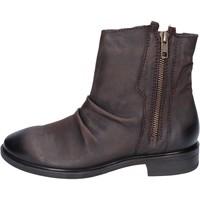 Topánky Ženy Čižmičky Inuovo Členkové Topánky BN992 Hnedá