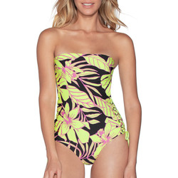 Oblečenie Ženy Plavky jednodielne Maaji 2366SOB01 960 Čierna