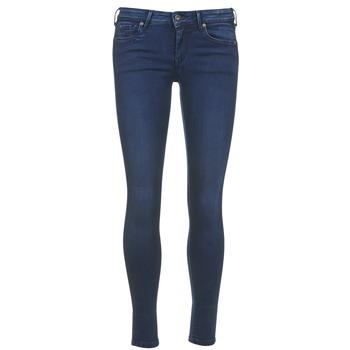 Oblečenie Ženy Nohavice 7/8 a 3/4 Pepe jeans LOLA Modrá / Raw