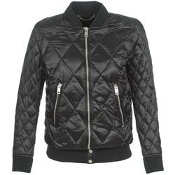 Oblečenie Ženy Saká a blejzre Diesel W-TRINA čierna