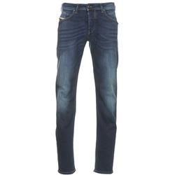 Oblečenie Muži Rovné džínsy Diesel BELHER Modrá / Dark