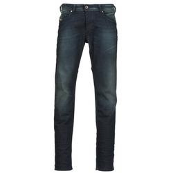 Oblečenie Muži Rovné džínsy Diesel BELHER Modrá