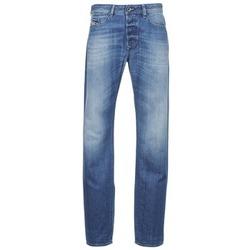 Oblečenie Muži Rovné džínsy Diesel BUSTER Modrá