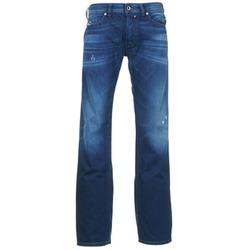 Oblečenie Muži Rovné džínsy Diesel SAFADO Modrá