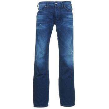 Oblečenie Muži Rovné džínsy Diesel SAFADO Modrá / Dark