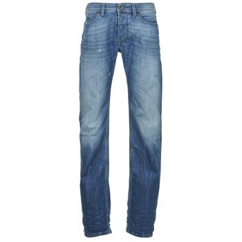 Oblečenie Muži Rovné džínsy Diesel SAFADO Modrá / MEDIUM