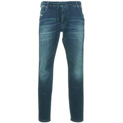 Oblečenie Muži Rovné džínsy Diesel KROOLEY Modrá