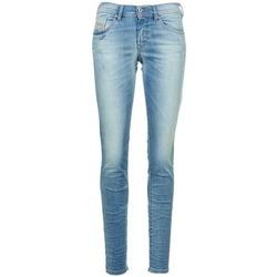 Oblečenie Ženy Džínsy Slim Diesel FRANCY Modrá