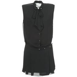 Oblečenie Ženy Krátke šaty Diesel D-NEDORA-A čierna