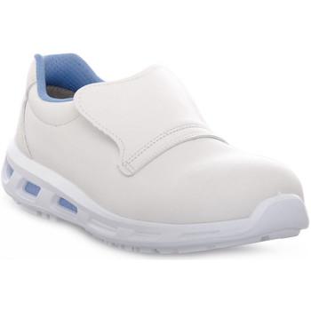 Topánky Muži bezpečnostná obuv U Power BLANCO S2 SRC Bianco