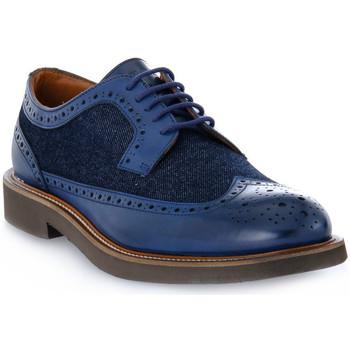 Topánky Muži Derbie Frau SIENA JEANS BLU Blu
