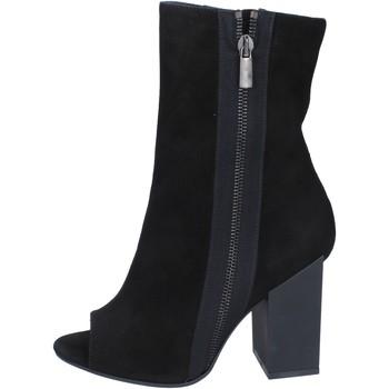 Topánky Ženy Čižmičky Marc Ellis Členkové Topánky BM23 Čierna