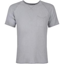 Oblečenie Muži Tričká s krátkym rukávom Xagon Man  Šedá