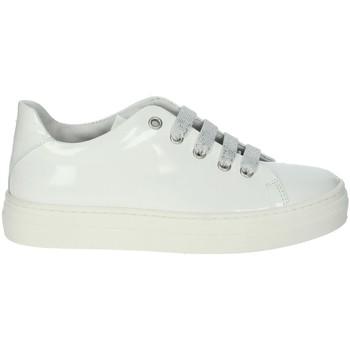 Topánky Dievčatá Nízke tenisky Le Petit Bijou 6397LPB White
