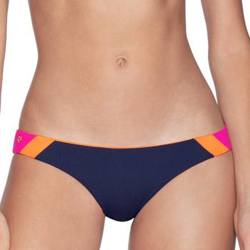 Oblečenie Ženy Plavky kombinovateľné Maaji 3148SBC02 960 Oranžová