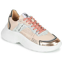 Topánky Ženy Nízke tenisky John Galliano 3645 Ružová