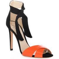 Topánky Ženy Sandále Gianni Marra NAPPA ARANCIO Rosso