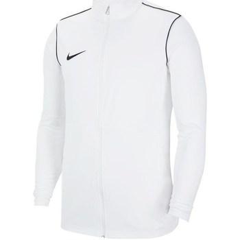 Oblečenie Chlapci Vrchné bundy Nike JR Dry Park 20 Training Biela