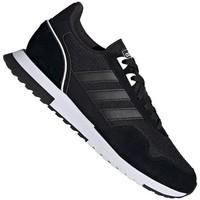 Topánky Muži Nízke tenisky adidas Originals 8K 2020 Biela, Čierna