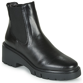 Topánky Ženy Polokozačky Unisa JEROME Čierna