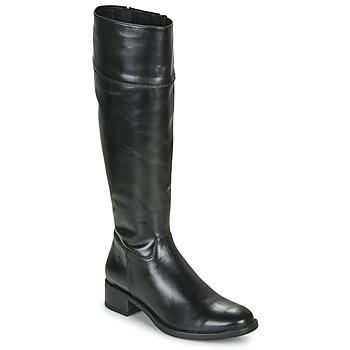 Topánky Ženy Čižmy do mesta Unisa ENERIZ Čierna