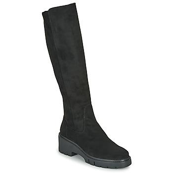 Topánky Ženy Čižmy do mesta Unisa JELIZA Čierna
