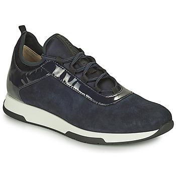 Topánky Ženy Nízke tenisky Unisa FONTS Námornícka modrá