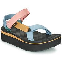 Topánky Ženy Sandále Teva FLATFORM UNIVERSAL Viacfarebná