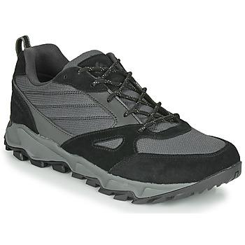Topánky Muži Univerzálna športová obuv Columbia IVO TRAIL WATERPROOF Čierna / Šedá